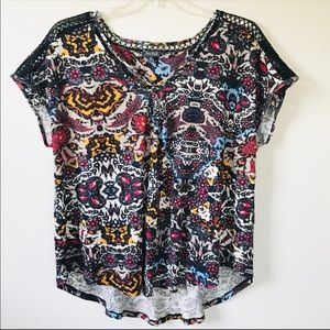 Lucky Brand Top Size